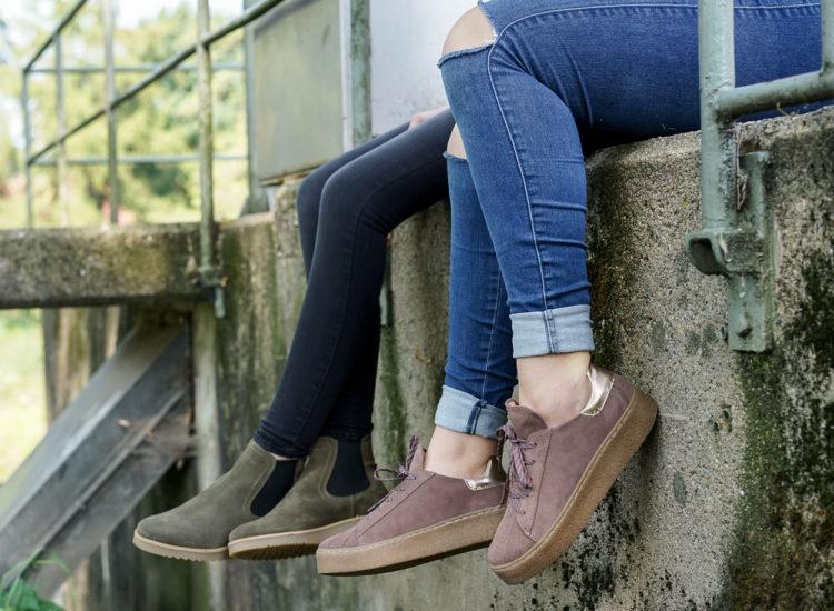 bugatti_schuhart_vreden_schuhgeschäft_jeans_street_cool_mode_taupe_olive_sneaker